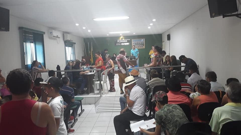 CÂMARA MUNICIPAL E ITEP REALIZAM MUTIRÃO DE EMISSÃO DE RGs